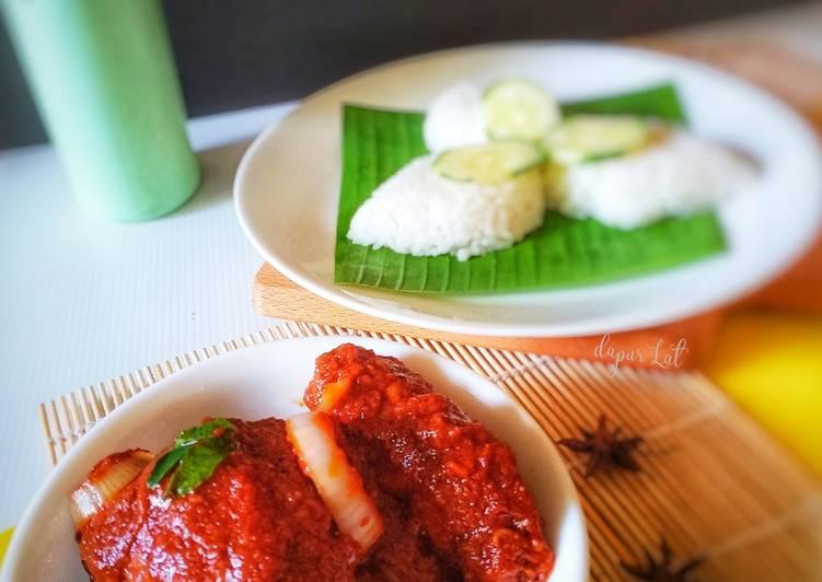Ayam Sambal Berempah #PhopbyLiniMohd #Task1 - velavinkabakery.com