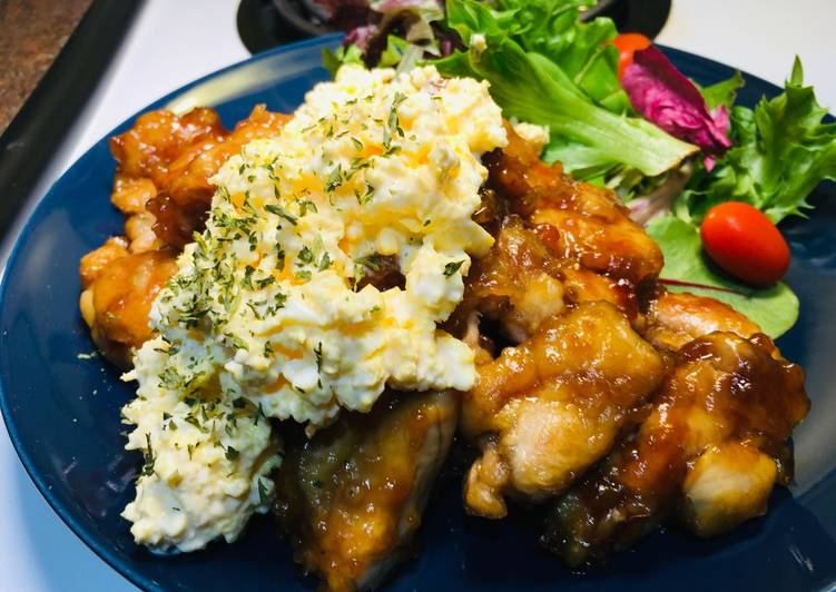 Easiest Way to Make Perfect Chicken Namban  Japanese dish / Children's acclaimed recipe