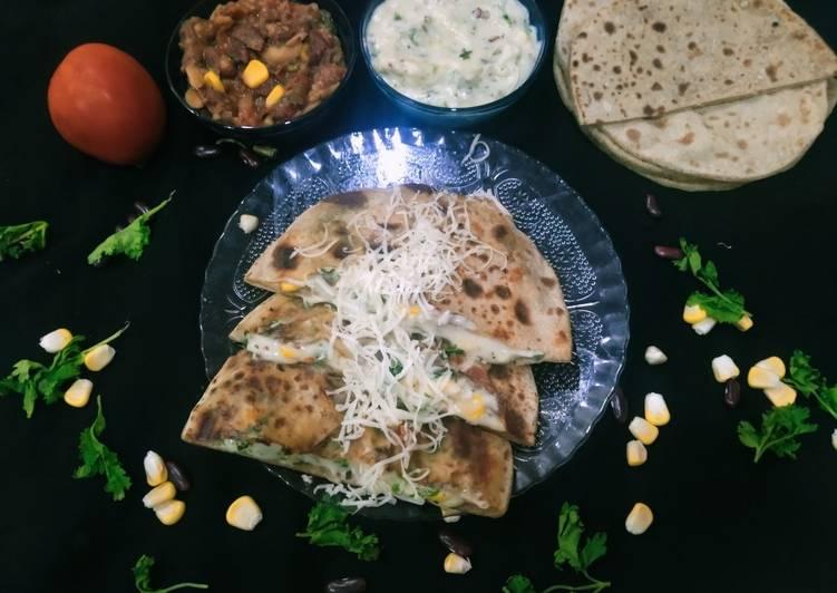 How to Make Ultimate Jain Stuffed Pita bread