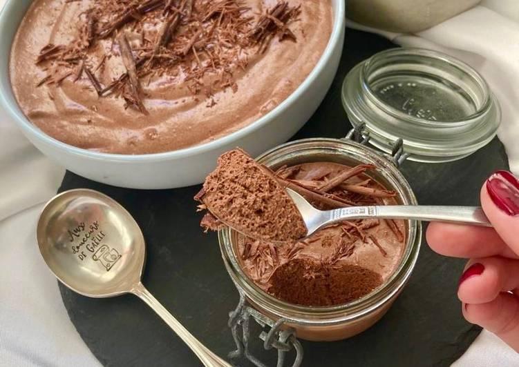 Les Meilleures Recettes de L'incroyable mousse au chocolat