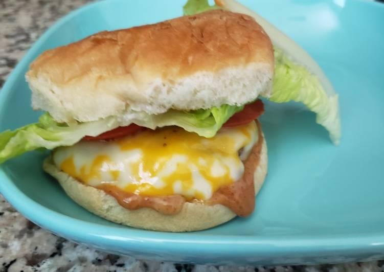 Burger sandwich 🍔