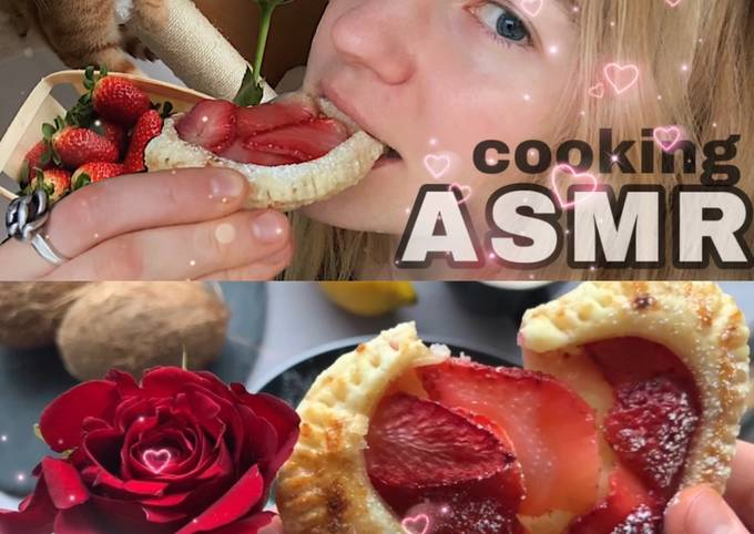 How to Make Tasty Valentine's Day Easy 3 INGREDIENT DESSERT