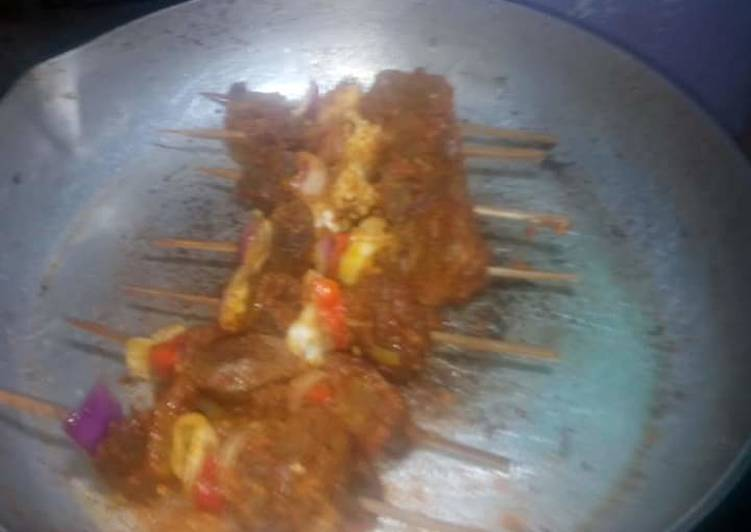 Living Greener for Greater Health By Dining Superfoods Gizzard Suya