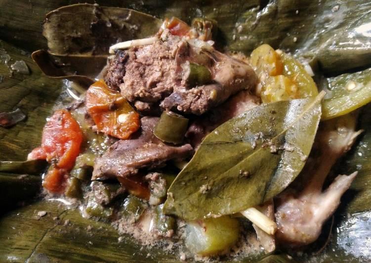 Garang Asem Ayam a la Kudus