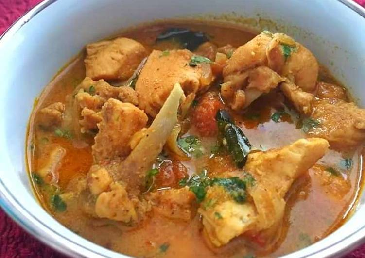 Beginners Guide To Boil Comfortable Chicken Curry Kerala style