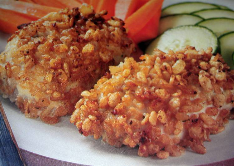 Crispy Ranch Chicken