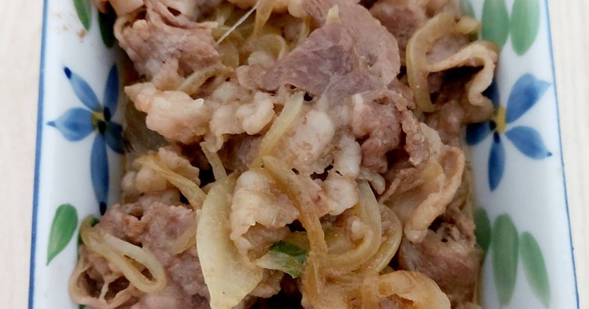 295 resep daging yoshinoya enak dan sederhana - Cookpad