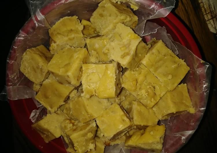 Old Fashioned Maple Walnut Fudge