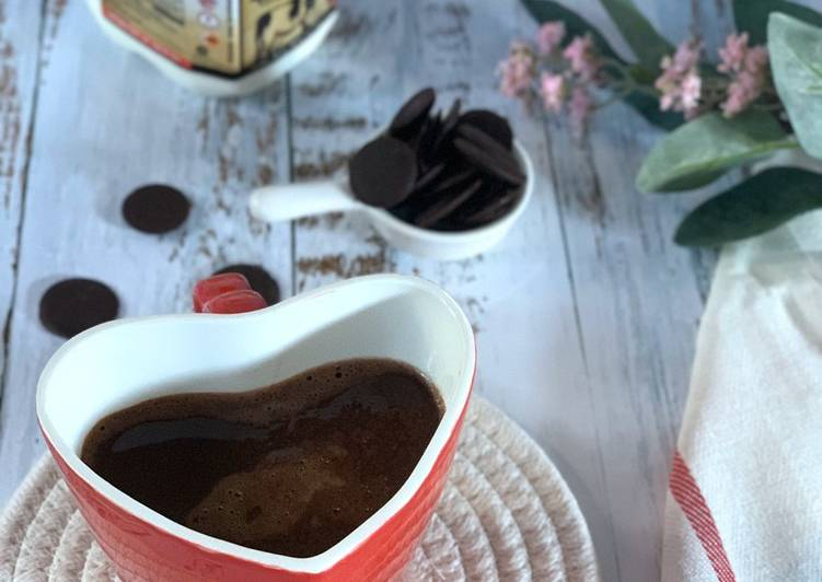 Hot Chocolate Drink - resepipouler.com