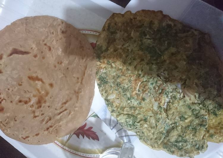 Learn How to Boost Your Mood with Food Omelet with paratha