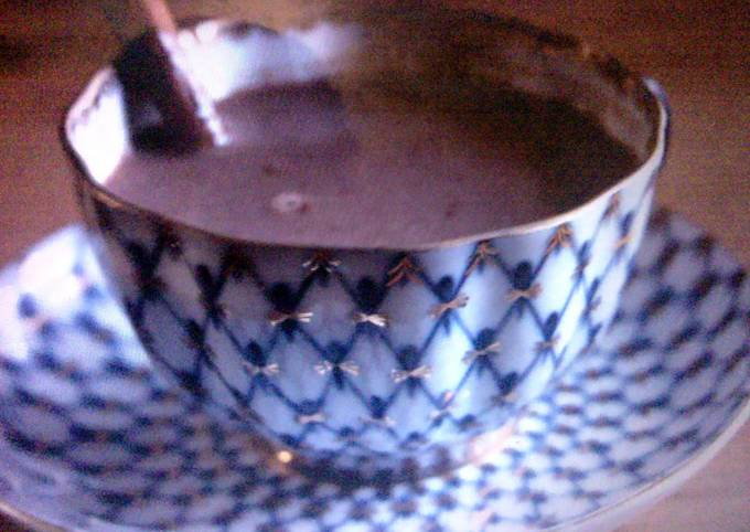 Mexican Hot Chocolate!