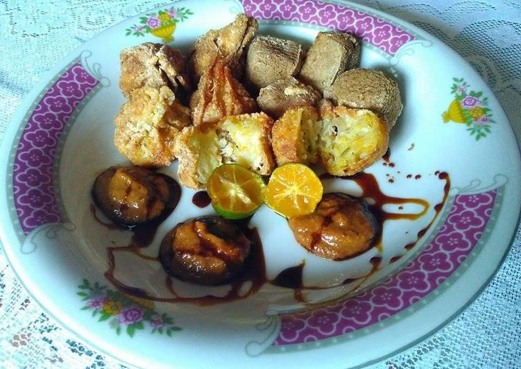 Resep Batagor Ayam&Sayur yang Menggugah Selera
