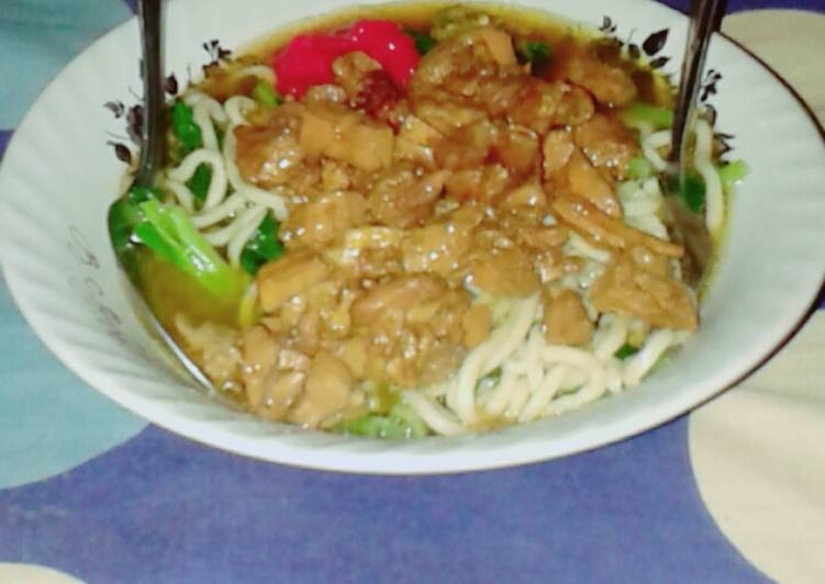 Mie Ayam Hommade