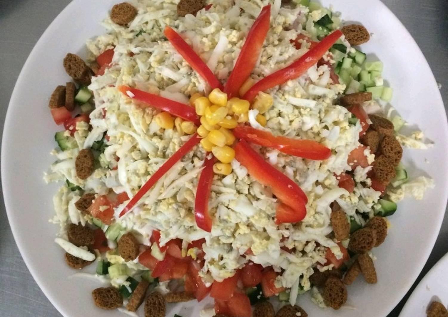 часть нашей салат астра с курицей фото рецепт пошаговый вам довольно интересную