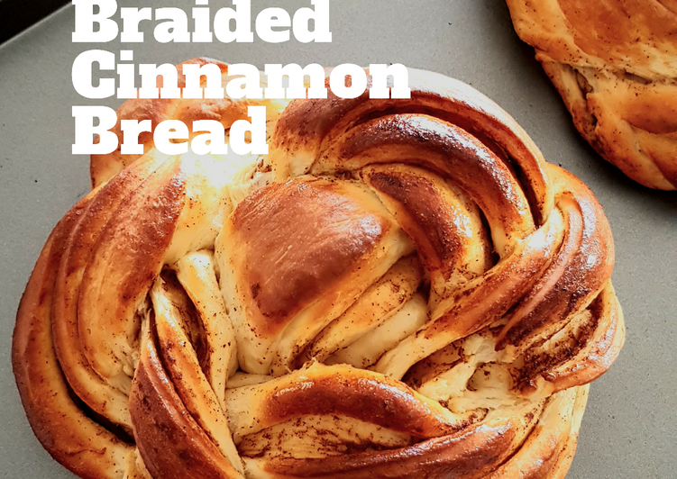 Braided Cinnamon Bread