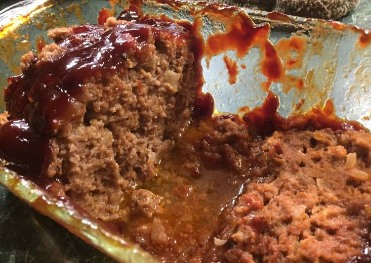 Recipe: Tasty Meat loaf