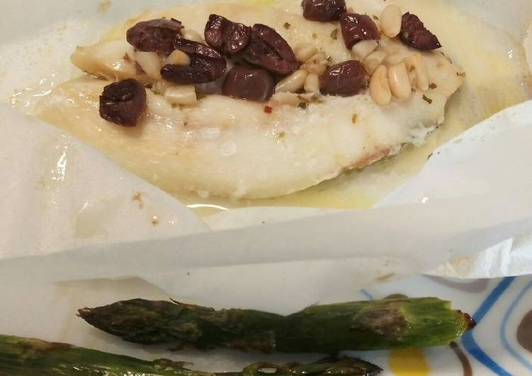 Recipe of Perfect John dory fillet al cartoccio 🎄