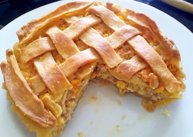 Pie 🐓 (Chicken Pie)
