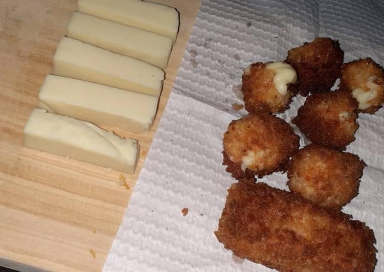 Cheese Ball 3 bahan
