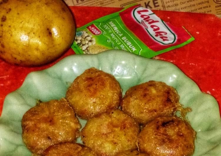 Perkedel Kornet ala Phie Kitchen #10