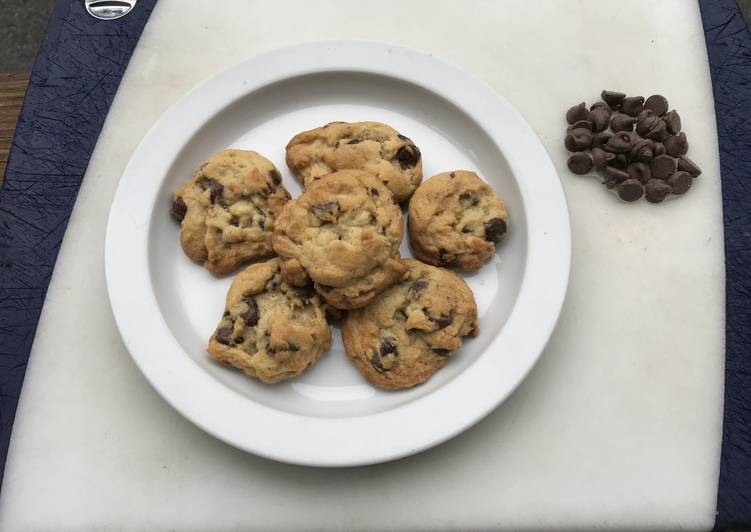 The Chocolate Chip CookieFUSF