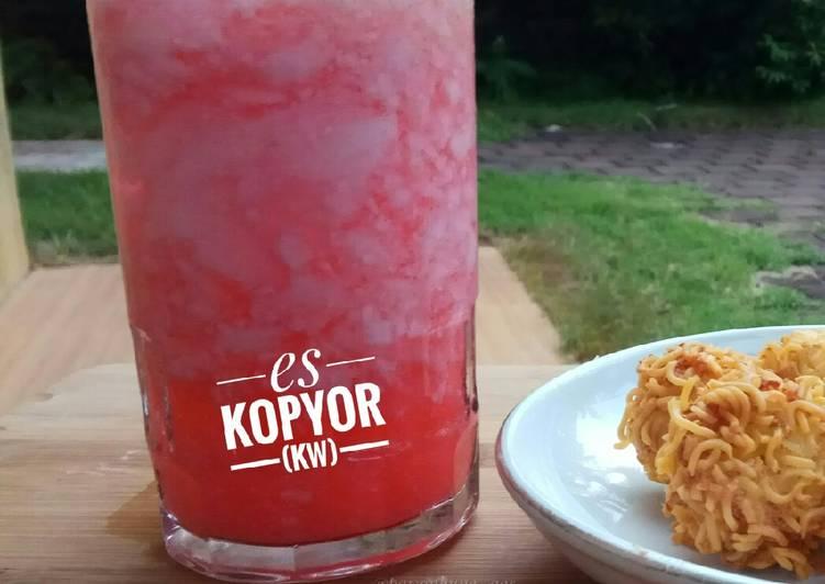 Es Kopyor Kw (Agar2)