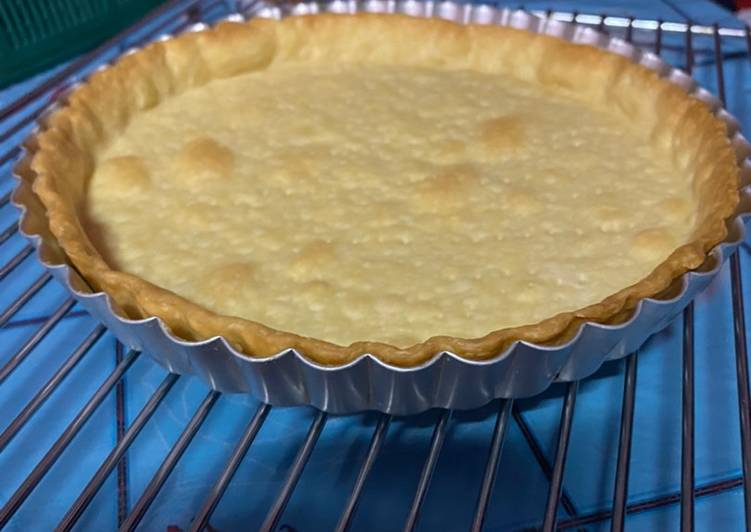 How to Make Super Quick Homemade Basic Sweet Shortcrust Pastry