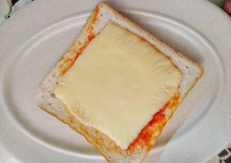 Cara Mudah Masak: Pizza 2 Minit Simple