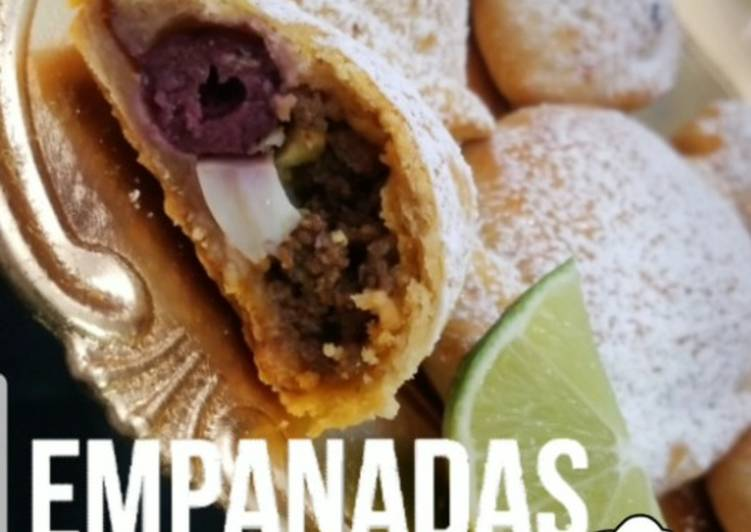 Empanadas De Carne 🇵🇪