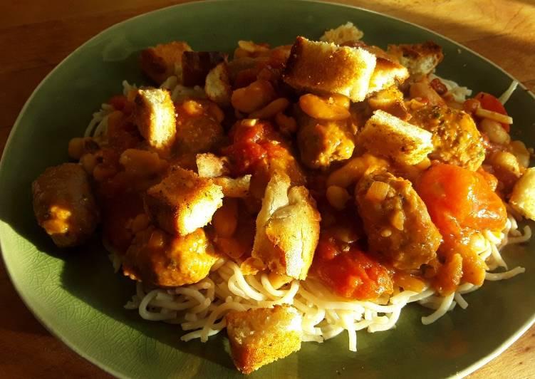 Recipe: Yummy Sig's Beanpot