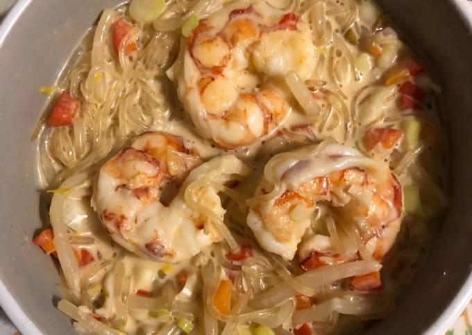 Ricetta Zuppa Thai Con Gamberi.Recipe Of Quick Zuppa Thai Con Gamberoni Pizzas House