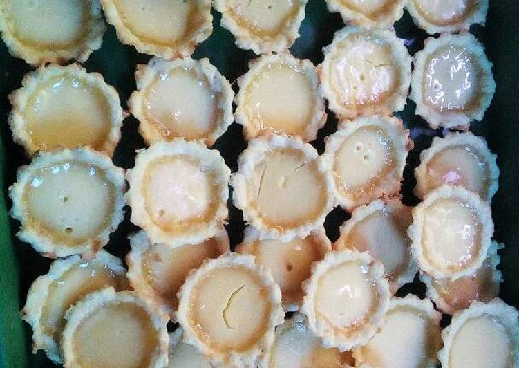 Resep Kue pie ala fian Favorit