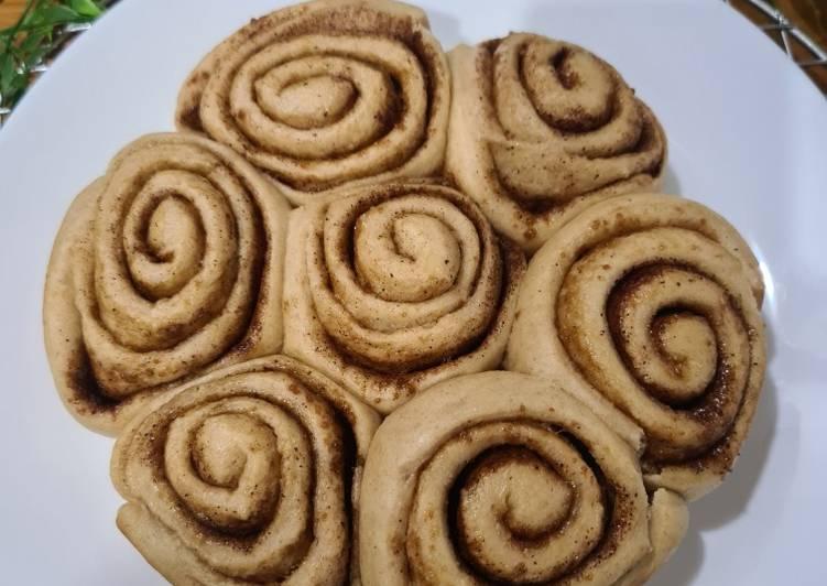 Cinnamon Roll Gandum