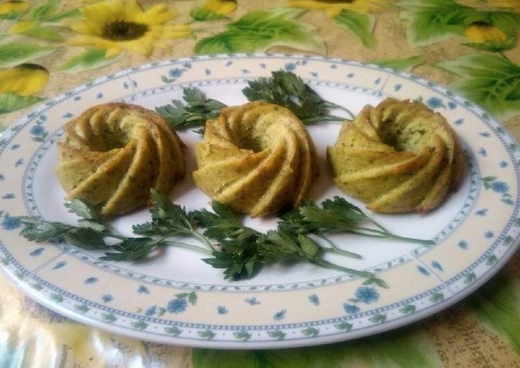 Recipe: Yummy Flan à la courgette