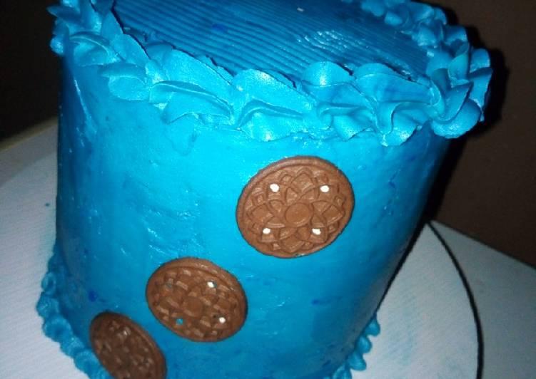 6 inch 3 layer birthday cake