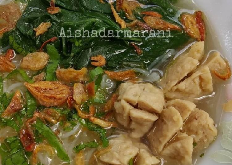 Resep Kuah Bakso Ayam Enak, Sederhana, dan Bikin Nagih