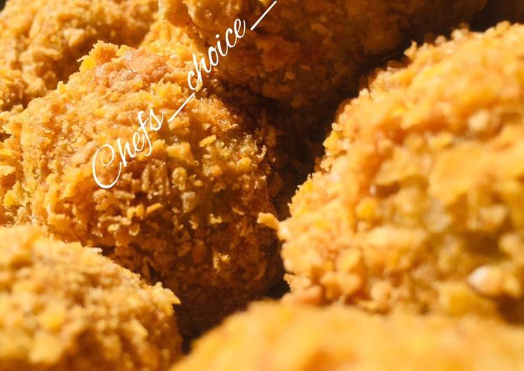 15 Minute How to Prepare Love Crunchy yam balls