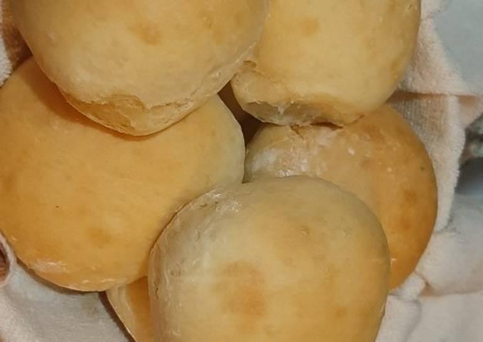 Recipe: Delicious Simple Bread Recipe
