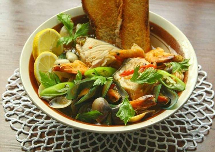 Spicy Seafood Soup, Here Are A Few Basic Explanations Why Eating Apples Is Good