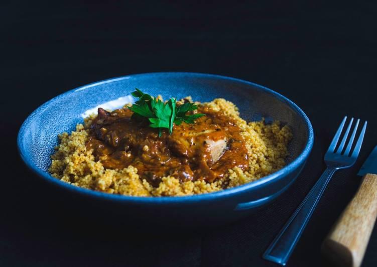 Simple Way to Prepare Ultimate Brazilian chicken stew