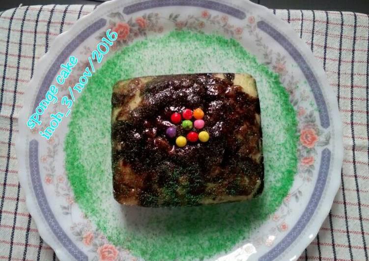 Sponge cake (mini)