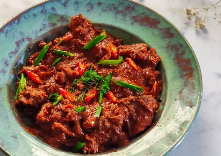 Thai Punang Curry
