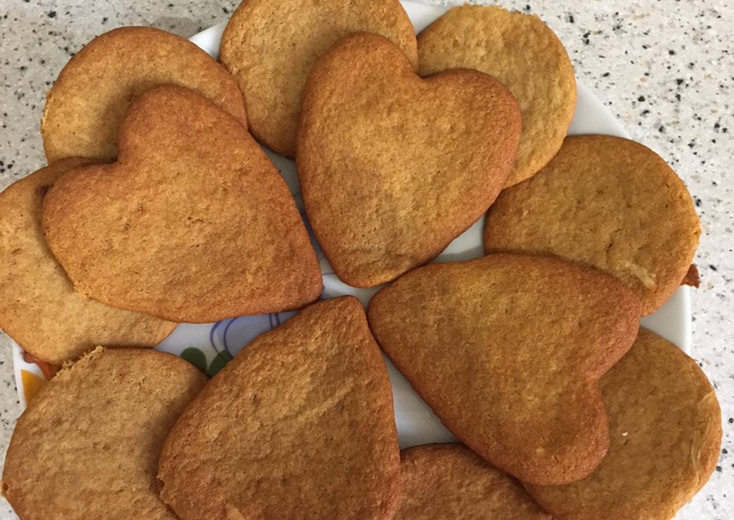 статья печенье из меда рецепт с фото двух дочерей