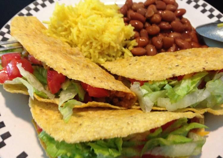 Simple Way to Prepare Speedy Taco baco 😎japo