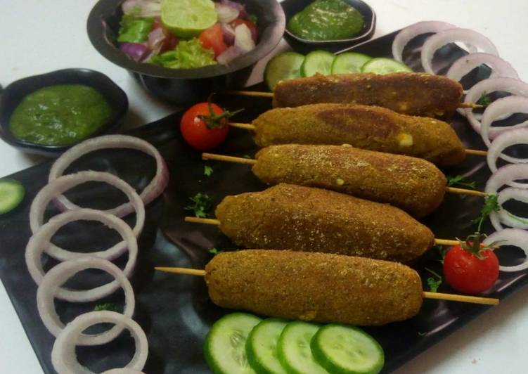 Step-by-Step Guide to Prepare Homemade Lobia kabab