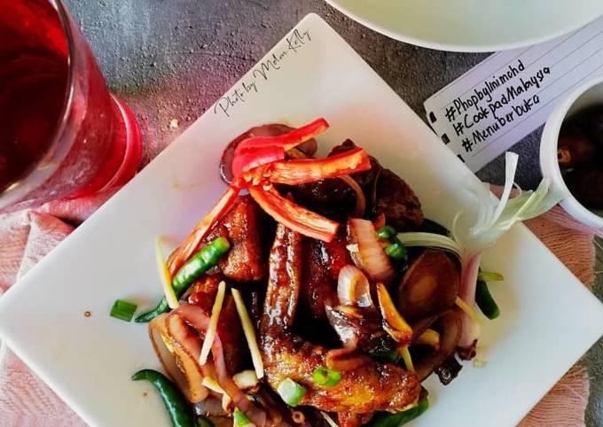 Ayam Masak Kicap #phopbylinimohd #menuberbuka