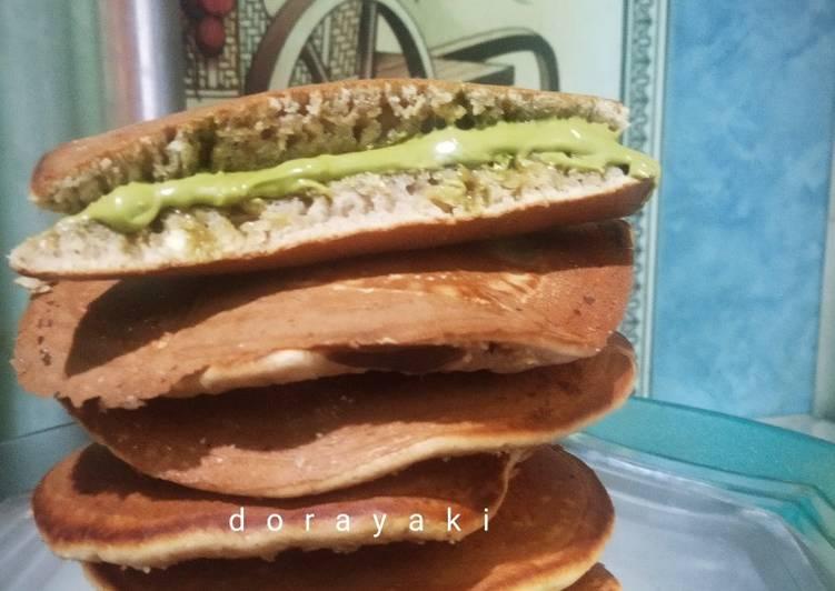 Resep Dan Cara Membuat Dorayaki Simple Lembut Dan Anti Gagal Karagamma