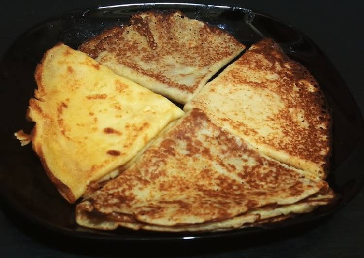 Recipe of Crepes in 30 Minutes at Home
