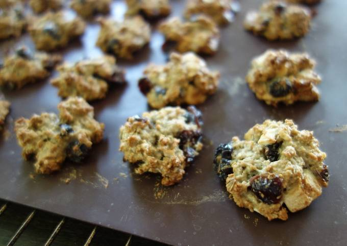 Recipe: Delicious Easy Oatmeal biscuits