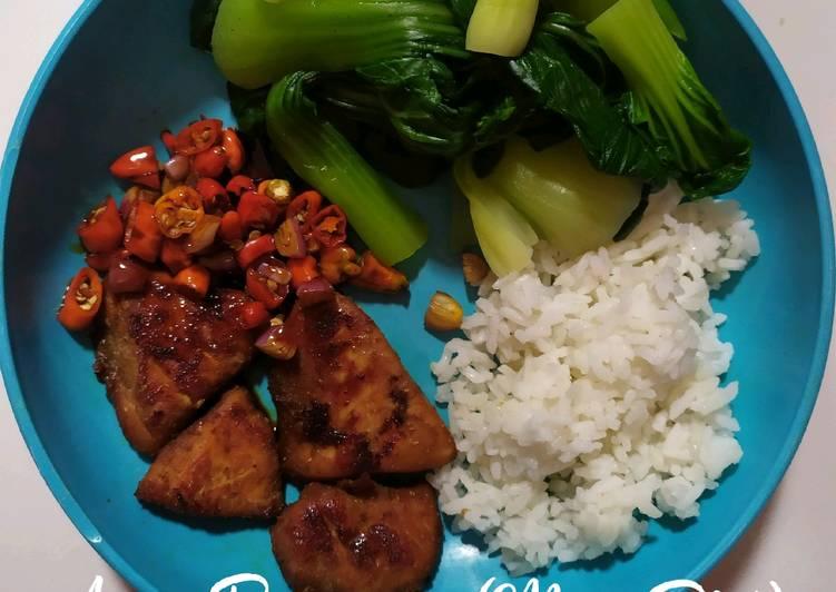 Ayam panggang (menu diet) - cookandrecipe.com